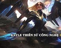 """LMHT: Fan phát hiện Kayle Thiên Sứ Công Nghệ """"bị lỗi"""", Riot vội vàng sửa chữa"""