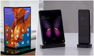 Sốc: Người dùng thích Huawei Mate X hơn Samsung Galaxy Fold dù giá 'chát' hơn