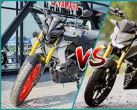 Nên mua Yamaha MT-15 hay TFX với 80 triệu đồng?