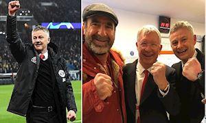 Bao giờ Solskjaer được Man Utd bổ nhiệm làm HLV trưởng?