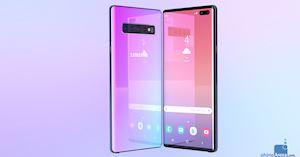 Xuất hiện concept thể hiện gần như chính xác nhất về Galaxy Note 10