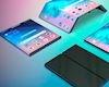 Cuộc chiến ngai vàng, Samsung sẽ ra mắt smartphone màn hình gập ba như Xiaomi