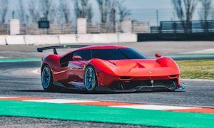 Siêu xe đua Ferrari PC80/C độc nhất vô nhị, tiền nhiều chưa chắc mua được
