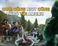 Một loạt tướng đỡ đòn được Buff mạnh: Amumu đã quay trở lại!