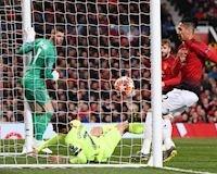 KẾT QUẢ M.U 0-1 Barcelona: Messi đổ máu, Luke Shaw phản lưới nhà (Hết giờ)