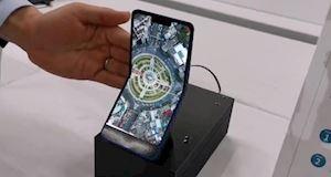 [Video] Cận cảnh màn hình gập theo phương thẳng đứng mà Apple, Motorola,... có thể sẽ dùng trong tương lai