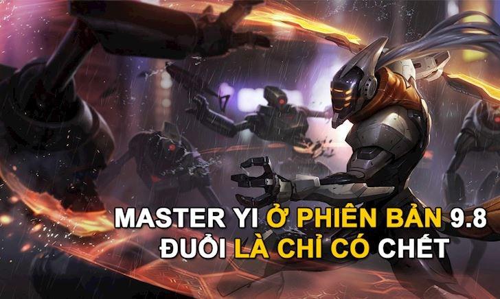 Master Yi, Renekton và Orn sẽ được Buff khủng ở phiên bản 9.8