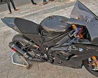 Đập hơn 2 tỷ độ BMW S1000RR của Biker miền Tây