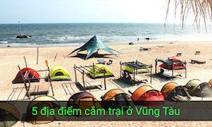 5 địa điểm cắm trại ở Vũng Tàu để du lịch ngày lễ cho biker