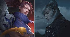 Sao châu Á nào phù hợp vào vai các tướng LMHT nếu tựa game được dựng thành phim?