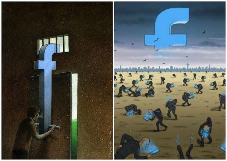 4 điều cần làm ngay nếu không muốn lệ thuộc quá nhiều vào Facebook