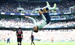 Vùi dập đội bét bảng, Tottenham thổi lửa cuộc đua top 4