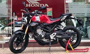 Honda CB150R chính hãng