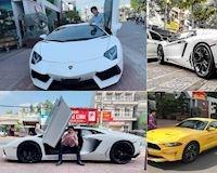 Thiếu gia trẻ tuổi Bình Dương tậu siêu xe Lamborghini Aventador gần 30 tỷ