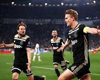 Lập nên kỳ tích, Ajax đi vào lịch sử Champions League