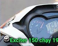Sai lầm về tốc độ Max Speed trên Exciter, Winner và các xe PKL