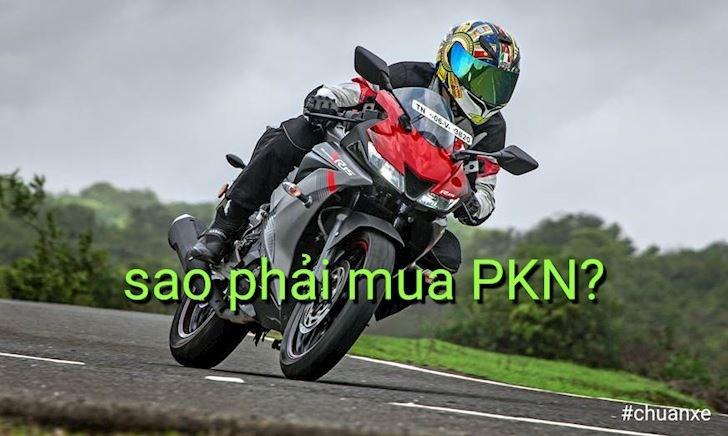 Tại sao nên chọn mua PKN thay vì Exciter, Winner