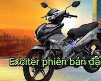 Yamaha Exciter 150 ra bản độc tại Việt Nam, quyết đè bẹp Winner