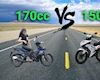 SYM Star 170 so kè tốc độ cùng Winner 150 và Exciter 150