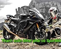 Tuổi trẻ, hãy ít nhất 1 lần chơi Sportbike