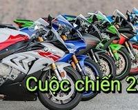 Chiếc Sportbike nào lên 299 nhanh nhất?