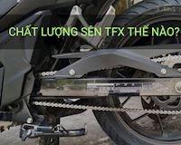Sên Yamaha TFX có gì ngon mà anh em đi xe côn tay lại thích?