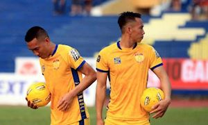 Kết quả V.League chiều nay 20/4: Thanh Hóa mất chiến thắng phút bù giờ