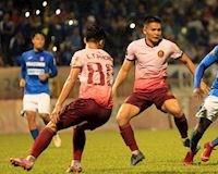 Highlight Than Quảng Ninh 3-0 Sài Gòn FC: Da Sylva đấm Mạc Hồng Quân