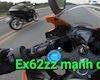 Exciter 62zz so tốc độ cùng CBR250RR