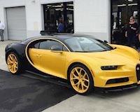 Sướng như tự tay đập hộp siêu phẩm Bugatti Chiron 60 tỷ