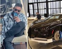 Cậu ấm quẹt thẻ ngân hàng của cha 88 tỷ để mua siêu xe Bugatti Chiron