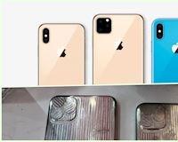 """Lộ khuôn đúc iPhone XI Max mới với mặt lưng """"nhái"""" Mate 20 Pro?"""