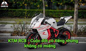 """KTM RC8 và sự """"tẻ nhạt"""" của cuộc đời"""