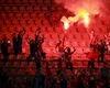 Pháo sáng ở V.League: CĐV Hải Phòng tự đốt tự đóng tiền phạt