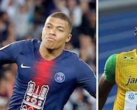 CLIP: Mbappe vượt kỷ lục tốc độ Usain Bolt, ghi bàn thắng khủng nhất Ligue 1