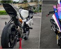 Yamaha R15 lột xác thành cá mập chúa BMW HP4