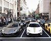 Ngắm siêu xe nườm nượp trên đường phố London