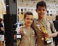 Con trai Ronaldo đoạt Vua phá lưới, vô đối lứa tuổi nhi đồng