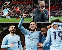 Man City lấy lại ngôi đầu, Pep tuyên bố Liverpool xứng đáng... vô địch