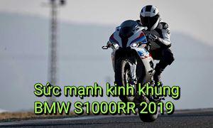 Xem Cá Mập BMW S1000RR 2019 chạy 289 km/h trên đường đua