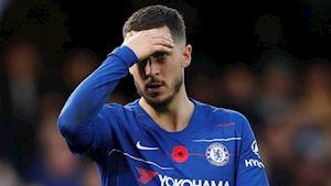 Vụ Hazard tới Real bất ngờ có 'biến' vào phút chót