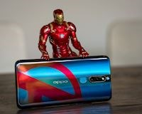 OPPO F11 Pro phiên bản giới hạn Marvel's Avengers lên kệ, tặng kèm huy hiệu khi mua online