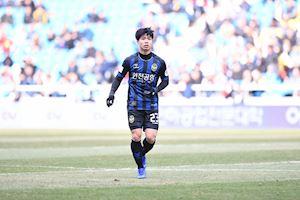 Công Phượng mất tích trong đội hình Incheon United
