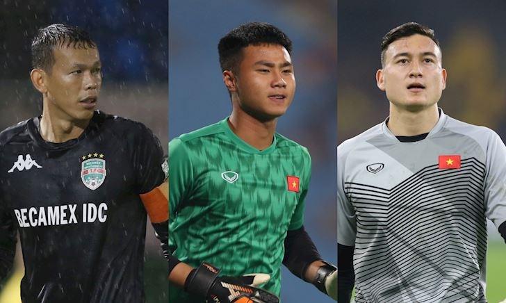 Top 5 thủ môn làm dậy sóng bóng đá Việt Nam