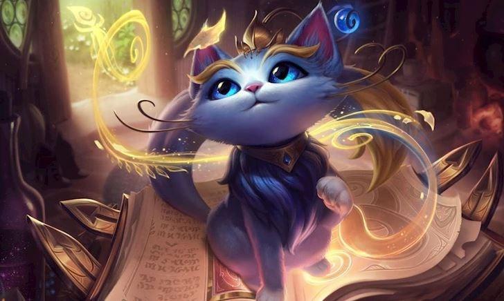 Chi tiết kỹ năng của Yuumi - Cô Mèo Ma Thuật, tướng mới Liên Minh Huyền Thoại