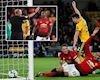 Đội trưởng bị đuổi, đội phó phản lưới nhà: Man Utd lại bị Bầy Sói làm thịt