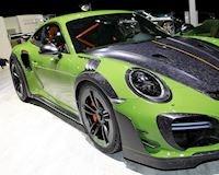 Porsche 911 Turbo S độ cực mạnh 770 mã lực hơn cả siêu xe Lamborghini