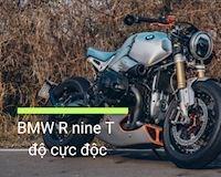 BMW R nine T độ Café Racer độc đáo