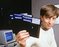 Toàn cảnh lịch sử hình thành đế chế Microsoft đến khi Bill Gates từ chức