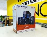 Đánh giá nhanh loa Bluetooth SoundMax A-2128: Nội lực mạnh mẽ trong thân hình khiêm tốn, đáng mua
